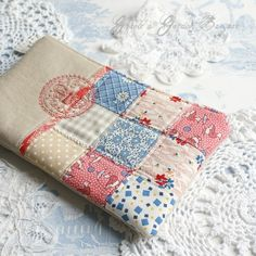 "Folksy :: Buy ""Patchwork Clutch Bag"" 