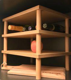 Wine Rack, Cabinet, Storage, Furniture, Home Decor, Clothes Stand, Purse Storage, Homemade Home Decor, Closet