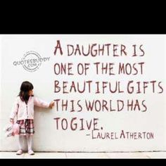 To my beautiful daughter Stephanie <3