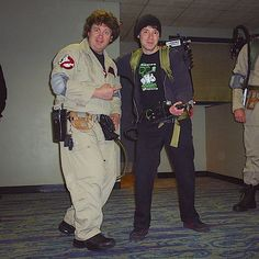 #TBT 2006 Ghostbusters II screening in La Jolla CA with @fifthrider #ghostbusters #protonpack #gbfans #lajolla #lajollalocals #sandiegoconnection #sdlocals - posted by Chris  https://www.instagram.com/powerlaces. See more post on La Jolla at http://LaJollaLocals.com