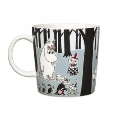 Arabia - Moomin Adventure Move Mug - Mugs - Moomin