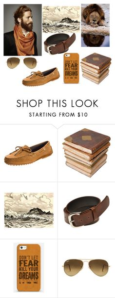 """""""my handsome man"""" by xrizantemka ❤ liked on Polyvore featuring Sioux, Ceramiche Pugi, Wet Seal and Ray-Ban"""