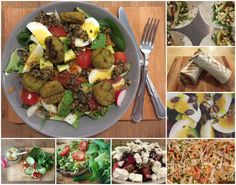 Clean Eating Week One, Lunch & Dinner suggestions