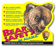 FREE Bear Safety Sticker on http://www.icravefreebies.com/