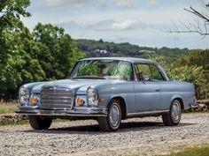 1971 Mercedes-Benz W111/112 - 280 SE 3.5 Coupe | Classic Driver Market