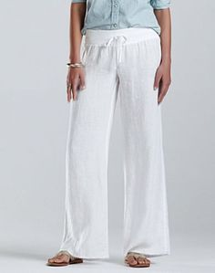 Wide Leg Drawstring Pants - Newly Added - Lucky Brand Jeans