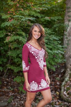 Lasting Impressions Maroon - The Pink Lily Boutique