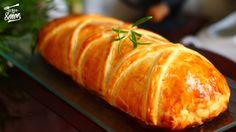 Nunca habría imaginado que hacer una receta tan navideña y típica como el solomillo Wellington sería tan fácil. La verdad que originalmente el solomillo Wellington se hace con carne de ternera, per...