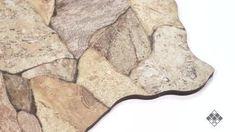 Merola Tile Attica Beige 16-7/8 in. x 16-7/8 in. Ceramic Floor and Wall Tile (14.15 sq. ft. / case)-FAZ18ATB - The Home Depot Stone Look Tile, Stone Mosaic Tile, Ceramic Floor Tiles, Wall Tiles, Natural Stone Backsplash, Ceramic Materials, Glazed Ceramic, Flooring, Beige