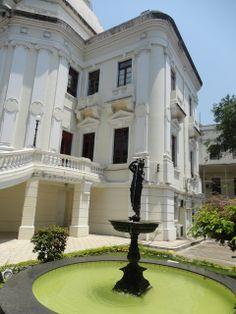LITERATURA & RIO DE JANEIRO: HOSPITAL CENTRAL DO EXÉRCITO em BENFICA