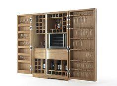 RIVA 1920 | Prodotti | Credenze | Cambusa Wine Jumbo