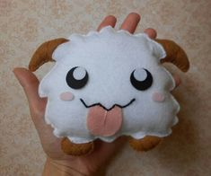 Poro League of legends -feltro