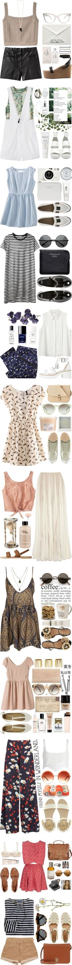 """What I'd Wear Vol. 1"" by rachelgasm ❤ liked on Polyvore"