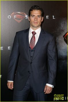 Henry Cavill must have some sort of flaw... Right?