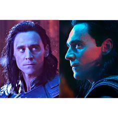 Angry Loki. #TomHiddleston #Loki #Avengers: #InfinityWar #LokiDay