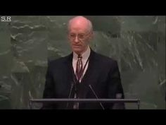 You Don't Believe In Miracle? Watch This! - YouTube...At the UN General Assembly