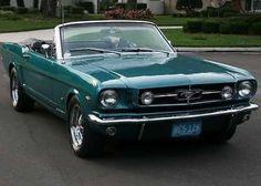 65 Mustang.