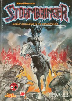 Stormbringer (third edition) ~ Games Workshop (1987)