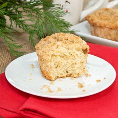 Sweet Pea's Kitchen » Eggnog Muffins