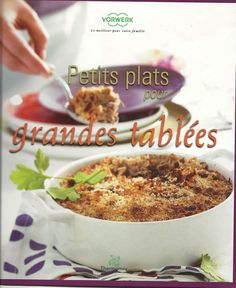 petits plats pour grandes tablées