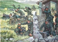 Italians in the Balkans. With the start of the Second World War all Balkan countries, with the exception of Greece, were allies of Germany, having bilateral military agreements or being part of the Axis Pact. Fascist Italy expanded the war in the Balkans by using its protectorate Albania to invade Greece. After repelling the attack, the Greeks counterattacked, invading Italy-held Albania and causing Nazi Germany's intervention in the Balkans to help its ally.