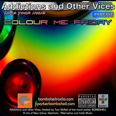 #today Addictions 323 #radioshow #newmusic #newshow #alternative #synthpop #indiepop #indierock #listen #dj #mixcloud #tuneinradio #bombshellradio #rock #addictionspodcast #loveyourindie #nowplaying It's showtime.  We have a great lineup tonight New indie finds favourites and surprises. Thanks to all of the Artists Labels and PR companies who sent in tracks this week. This is Addictions and Other Vices 323 - Colour Me Friday I hope you enjoy!  Bombshell Radio and Addictions and Other Vices…
