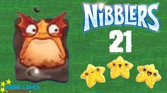 Nibblers - 3 Stars Walkthrough Level 21