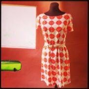 The Adventurer's Dress - $168. 100% cotton. Fits size Small - Medium.