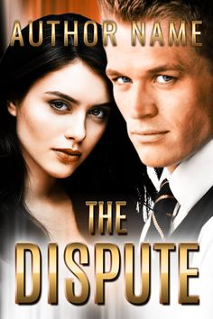 #Authors, check out The Dispute Pre-made Ebook Cover