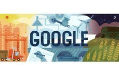 Google, Doodle, 1 mai, sarbatoare