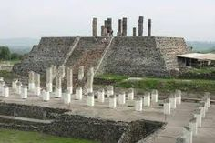 Atlantes de Tula, Hidalgo, México