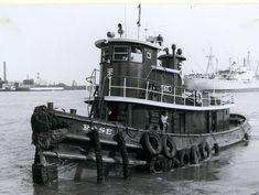 Tug Rose built in 1906