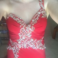 Terani Couture Prom Dress Worn once, in perfect condition. Terani Couture Dresses Prom