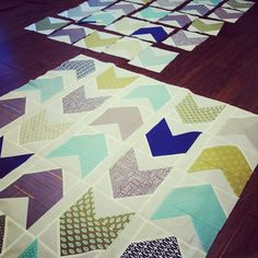 baby boy quilts by croskelley