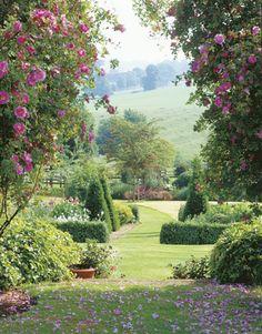 gorgeous spring gardens
