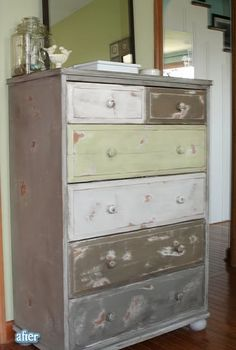 Better After: No country for old dressers