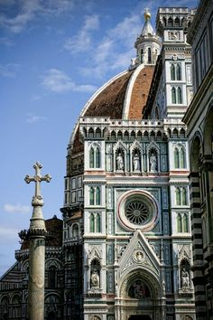 The Duomo, Florence, Tuscany, Italy