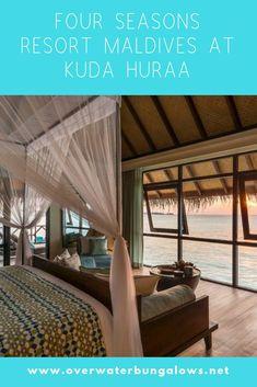 Maldives Water Villa, Overwater Bungalows, Resort Villa, Island Nations, Four Seasons, Resorts, Luxury, Home, Vacation Resorts