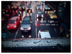 Heavy rain :) @ BKK