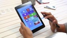 A first look at Venue 8 Pro, Dell's first pint-sized Windows 8 tablet