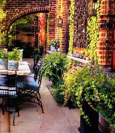 Gardening In The City city garden