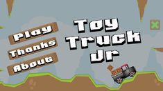 Toy Truck Jr