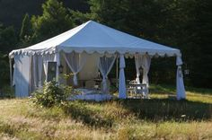 The Tent Mahal - the mecca of glamping