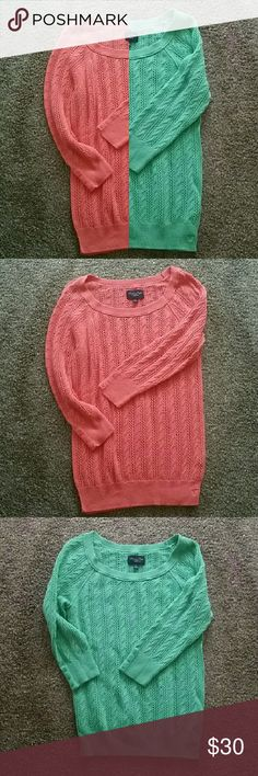 AE Sweater Combo AE Sweater Combo Must be purchased together! Size large American Eagle Outfitters Sweaters