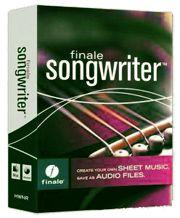 MakeMusic Finale SongWriter
