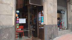 Fachada del Restaurante Ágape de Bilbao