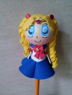 Fofulapiz sailor moon anime