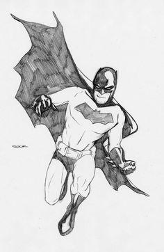 Batman by Ryan Sook