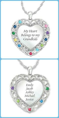 A Fashionable Way For Grandma To Show Her Love Grandkids Features Up