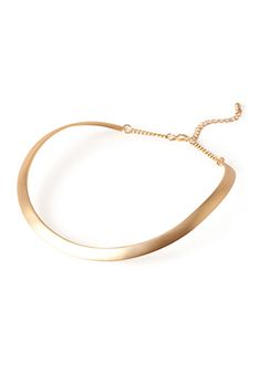 Matte Collar Necklace | FOREVER21 - 1000097990